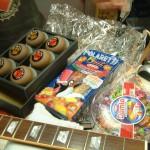 お菓子いっぱい貰いました