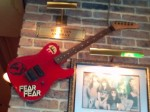 スコット様のギター!!
