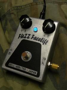 "命名""FUZZ  Facelift"""