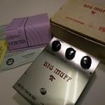 """Electro-Harmonix/BIG MUFF 2nd """"Rams Head"""""""