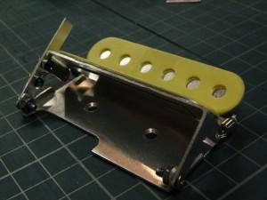当店オリジナル「スモークギター開閉システム」